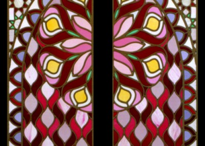 'Rajesthan', Leaded Glass
