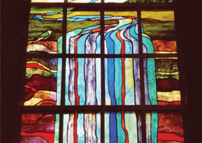 The Journey, Leaded Stained Glass