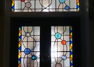 'Roundel Fun', Roundels & Leaded Glass