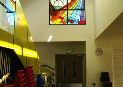 'Seek Joy in Service', St Michael's Church of England Primary School, Enfield, London