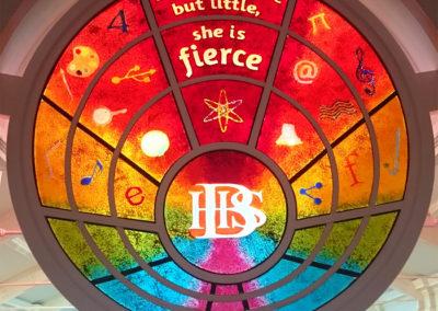 'She is Fierce' Blackheath High School, Junior (Girls)